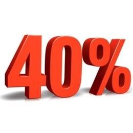 Скидка 40% на все курсы в центре языковой подготовки