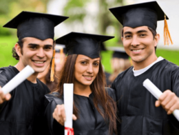 Акции для выпускников