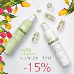 Красота и здоровье Скидка 15% на продукцию Milk Shake До 31 марта