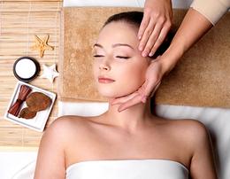 Скидка 10% на массаж лица или тела при покупке абонемента из 10 процедур