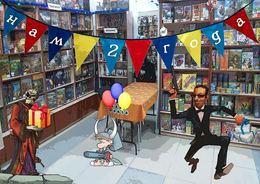 Акции в честь Дня Рождения магазина