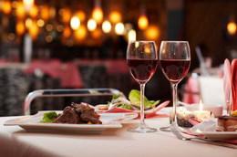 Акция «Романтический ужин для двоих всего за 30,00 руб.»