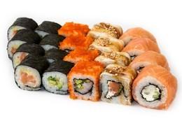 Cкидка 15% на суши на вынос