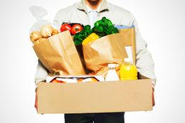 Акция «Бесплатная доставка обедов»
