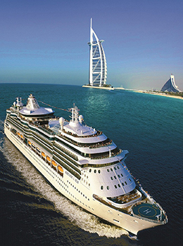 Акция «8 дней по Персидскому заливу на лайнере Costa Mediterranea 5!»