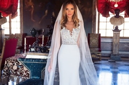 Скидки на свадебные платья 2018 года