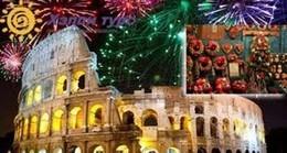 Скидка на тур: «Новый год в вечном городе»