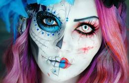 Акция «Макияж или прическа на Хэллоуин по специальным ценам»