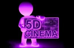 Кинотеатр 5D всего за 20 000 рублей