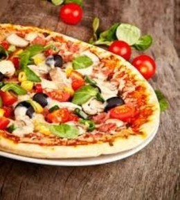 Акция «Обеденные пиццы от 30 000 руб.»
