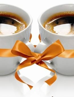 Второй кофе в подарок