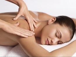 Скидка 8% на массаж для женщин