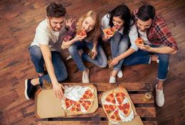 Развлечения Акция «Пицца в подарок» До 31 декабря
