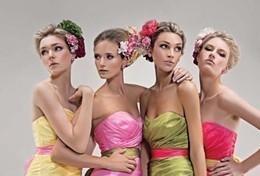Скидки до 50% на платья для подружек невесты