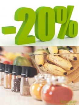 Скидка 20% на все кулинарные мастер-классы