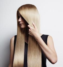Акция «Кератиновое выпрямление волос»