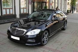 Акция «При заказе автомобиля на свадьбу - украшение на авто  в подарок»