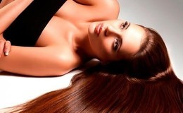 Скидка 30 % на бразильское кератиновое выпрямление и восстановление волос