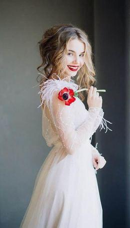 Акция «Ликвидация коллекции свадебных платьев 2015 и скидки на фату 50%»