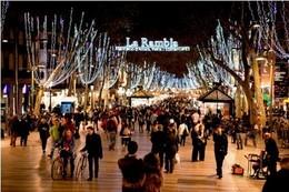 Скидка 23% на Рождество в Барселоне.