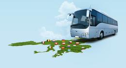 Скидки на авторские автобусные туры