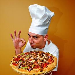 Пицца с собой со скидкой 20%