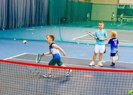 Акция «Бесплатное пробное занятие теннисом для детей»