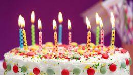 Кафе и рестораны Скидка 50% на целый торт в День Рождения и два последующие дня До 31 августа