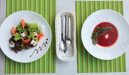 Кафе и рестораны Скидка 10% на обеденное меню для постоянных гостей До 31 мая