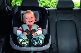 Акция «При аренде от трех суток - детское кресло бесплатно»