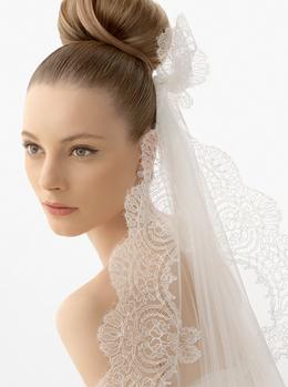 Акция «При покупке свадебного платья- фата со скидкой 50%»