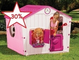 Скидка 30% на детский дачный домик