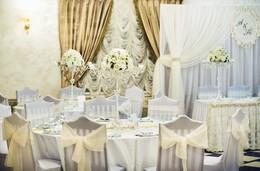 Акция «Декор зала в подарок, при проведении свадьбы в будний день»