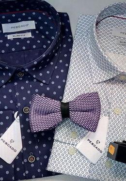Скидка 20% на рубашки с коротким рукавом