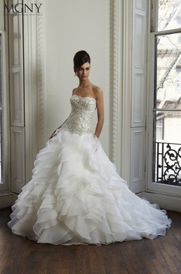 Специальное предложение: «Счастливое свадебное платье»