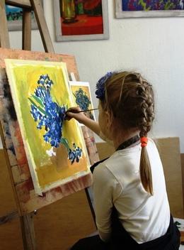 Обучение Скидка 20% на все занятия в творческой мастерской До 31 августа