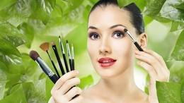 Скидка 50% на макияж