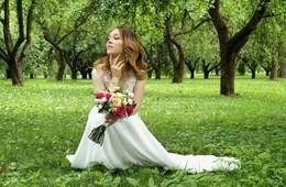 Скидки до 50% на свадебные платья