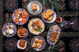 Кафе и рестораны Скидка - 20% с 11:00 до 18:00 на меню кухни по субботам и воскресеньям До 31 декабря