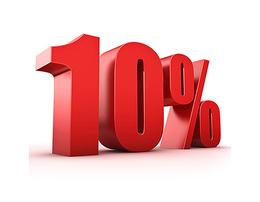 Скидка 10% на ясельную группу