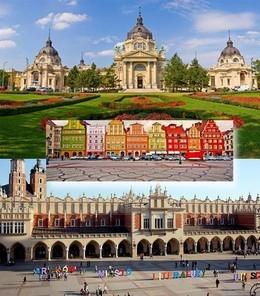 Скидка на тур: «Сокровища Европы. Будапешт-Вена-Прага.»