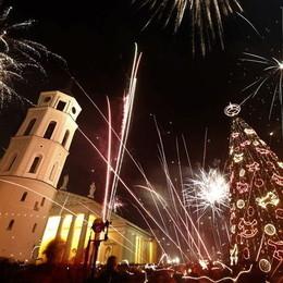 Акция на тур «Новый год 2016 в Вильнюсе»