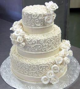 Акция «При заказе банкета, молодоженам - торт в подарок»