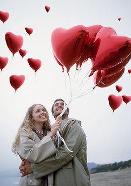 Специальное предложение ко Дню Всех Влюбленных