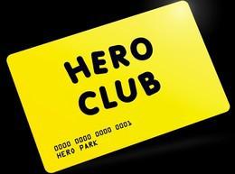 Развлечения Скидки до 50% с клубной картой в батутных центрах «Hero park» До 23 декабря
