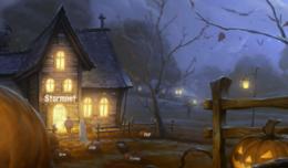 Акция «Твой Halloween вместе co Stormnet»