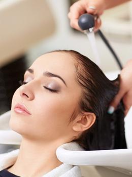 Скидка 10% на процедуры по уходу за волосами