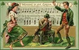 Акция «День Святого Патрика отмечаем в зелёном»