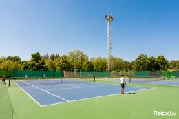 Акция «Открытые теннисные корты по летним ценам»