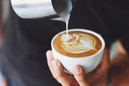 Акция «Пейте кофе бесплатно целый месяц»